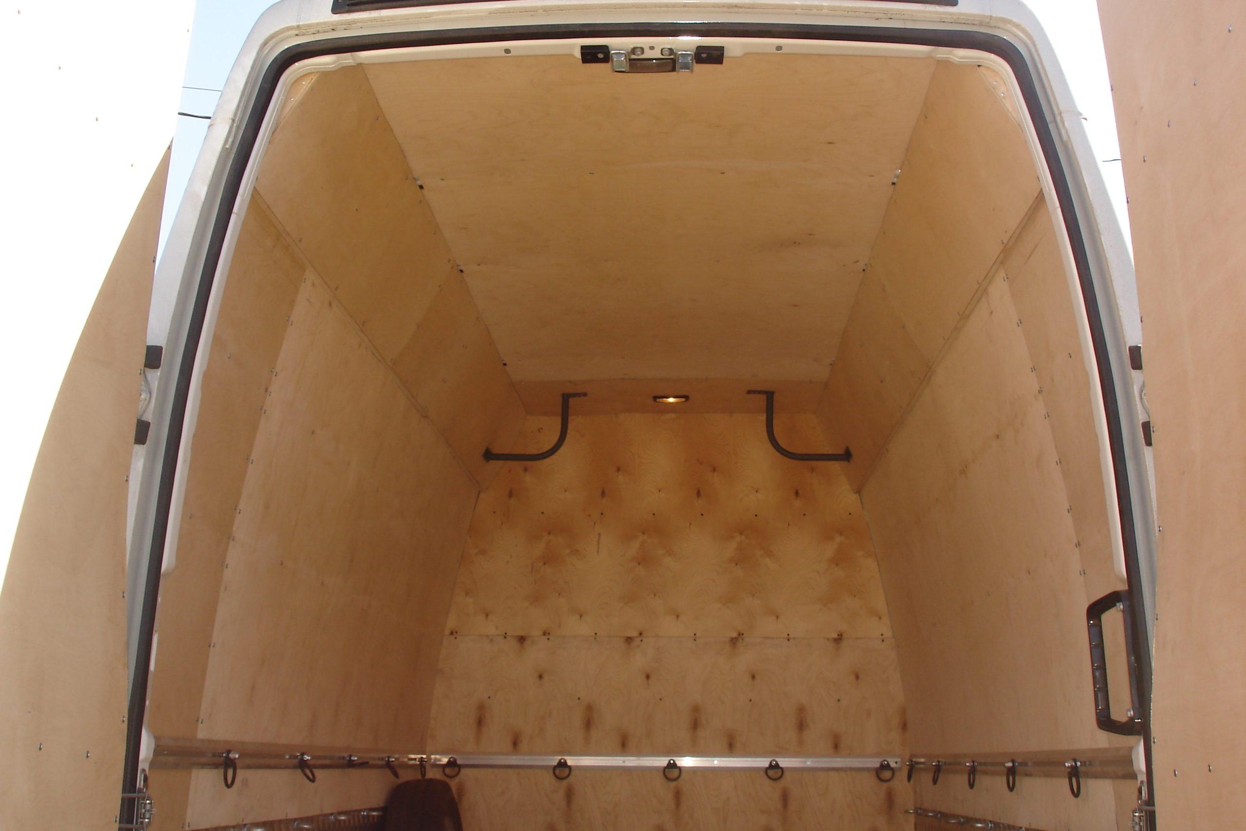 Утепление фургона