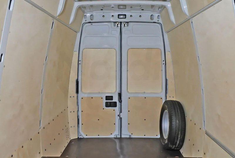 отделка фургона