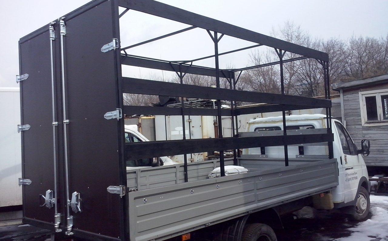 ремонт будок фургона 7